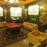 The traditional lounge
