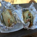 Migas & Al Pastor tacos