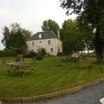 The main house where Dean & Susan live