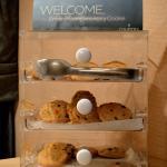 Free cookies!!! Joy!