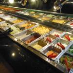 fresh buffet