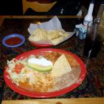 Dinner-Jose O'Shea's