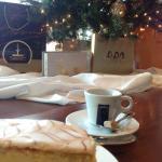 Dessert & espresso