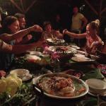 Buffet at Andaman Sunflower