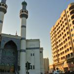 Landmark mosque