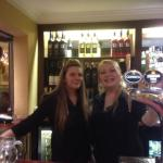 happy Bar staff