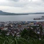 View from the top of Tacloban