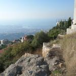 Beirut, a view from a mountain