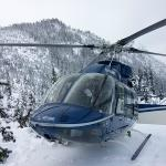 Photo of Coast Range Heliskiing