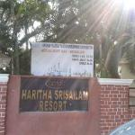 Haritha Resorts, Srisailam in morning Sun