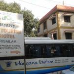 Haritha Resorts, Srisailam rooms view