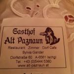 Alt Paznaun Dorfcafe