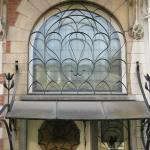 Beautifully elegant ironwork