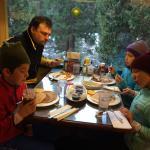 Breakfast at the Strawberry Inn