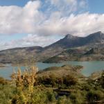 paisaje de Molino El Vinculo