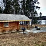 One of the cabins available
