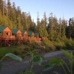 Foto de Bear Cove Cottages Resort and Wicked Salmon Sportsfishing