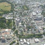 West of the CBD and Hagley Park