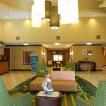 Lounge da recepção