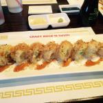 Crunchy Shrimp Role