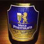 The pride of ethiopia original beer