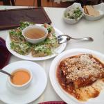 La comida típica! Deliciosa!