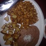 Huevos con chorizo is excellent!!!!