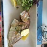 Whole Baked Fish
