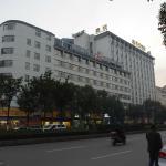 Photo de Jinjiang Inn Zhangjiajie Ziwu Road