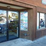 Morro Bay Aquarium Gift shop entrance
