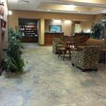 Lobby Area at Homewood Suites Fayetteville