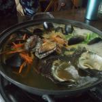 jakk pong seafood noodle