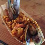 Delicious paella!!