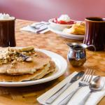 Banana Pancakes and French Toast: The perfect start to your day!