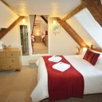 en-suite family suite - (double part of the family suite)
