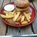 Cheese Burger Special