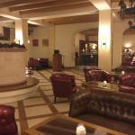Sale principali dell'hotel