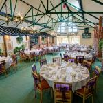 Inside the Valley Room - perfect for parties and weddings