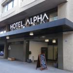 Hotel Alpha Foto