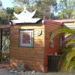 petit bungalow  avec 1 chambre + coin cuisine