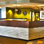 Front Desk Best Western Plus Holland Inn & Suites