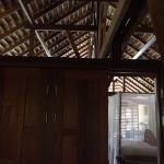 Dettaglio tetto camera