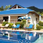 Photo de Christiane's blue residence