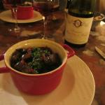 Beef Bourguignon in Burgundy is a must