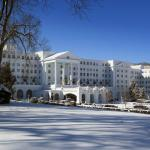 Front Entrance of The Greenbrier