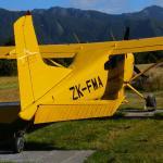 Nick's plane