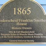 Historic House designation