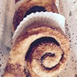 Swedish cinnamon buns with great coffee-highly recommended