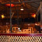 HTI Bar during the lightning festival