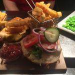 Star inn burger